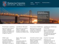 New Attorneys added to CMac.ws. Ghantous Law Corporation in San Ramon, CA - http://attorneys.cmac.ws/ghantous-law-corporation/223408/