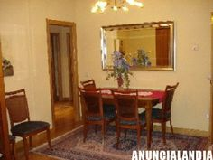 Alquilo piso de 3 habitaciones en Pacifico Madrid - Anuncialandia Madrid, Mirror, Furniture, Home Decor, Shopping, Real Estate, Flats, Decoration Home, Room Decor