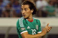 Que el Azteca se haga sentir esta noche: Andrés Guardado