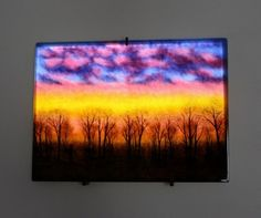 WarmGlass.com • View topic - New Frit Painting