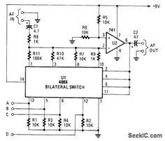 3 way linkwitz riley crossover basic circuit circuit diagram rh pinterest com