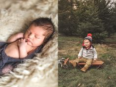 Newborns change so much during their first year! I knew it would be so much fun to look back on some of the babies that I've had the pleasure of photographing for both their newborn session and as they grow! View some of these Then & Now photos here! - About Time Photography Newborns, ATP Newborns - Boston, Massachusetts | #newbornphotography