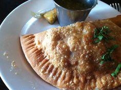 Empanada special at Williamsburg's Cubana Social: 3 for $10, Mon-Fri 11am - 4pm.
