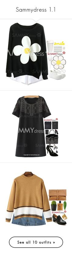 """""""Sammydress 1.1"""" by emilypondng ❤ liked on Polyvore featuring Nila Anthony, Estiluz, Linum Home Textiles, IDEA International, Monki, Yves Saint Laurent, NARS Cosmetics, Diptyque, FOSSIL and Bobbi Brown Cosmetics"""