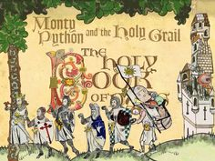 Monty Python: The Holy Book of Days comes to the iPad Monty Python, Cartoon Network Adventure Time, Adventure Time Anime, Roi Arthur, Terry Gilliam, Epic Film, British Humor, Day Book, Comedy Movies