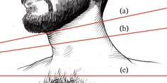 Cómo cortar la barba - Consejos sobre su línea Barba