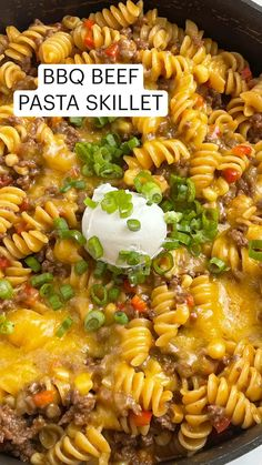 Simple Meals, Easy Family Meals, One Pot Meals, Beef Pasta, Pasta Dinners, Beef Recipes, Recipies, Cooking Recipes, Food Dishes