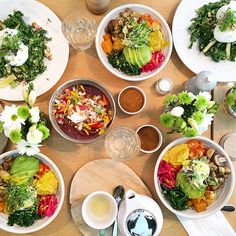My 10 favourite allergy-friendly delicious and nutritious Melbourne breakfast dishes.
