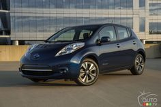 #Nissan #LEAF the best-selling electric car in the world | Car News | Auto123