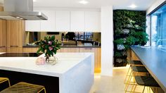The Block: Kitchen room reveal by Dean and Shay. #theblock
