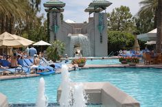 This is one of the pools at the hotel for Steve and my romantic weekend. Luxury Spa, Luxury Travel, Wonderful Places, Beautiful Places, Arizona Biltmore, Travel Articles, Hotel Spa, Resort Spa, Adventure Travel