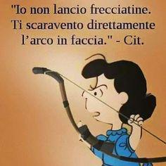 Mafalda è sempre molto diretta!