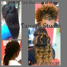 Baton Rouge Natural Hair Salons