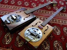 cigar box guitar - Google 検索