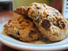 Chocolate Chip Oatmeal Cookies (Vegan or Not)