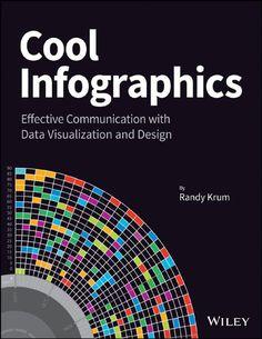 Cool Infographics boek van Randy Krum over effectieve communicatie met data visualisaties en design (ENGELS)