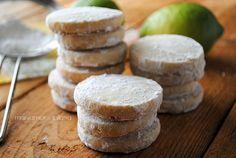 Biscotti al limone senza uova, ricetta lemon meltaways