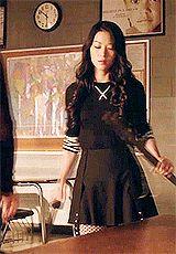 - 9 gifs, go to tumblr post - Best of 3B: Outfits: Kira Yukimura