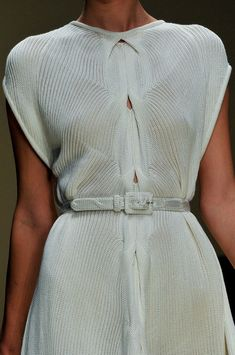 vvv Laura Biagiotti Spring 2012- lose the self  belt
