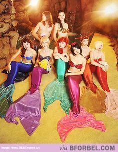 Mermaid Convention…