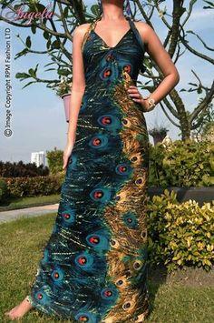 Ebay uk long summer dresses
