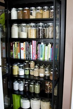 Though I don't cook, our spice cabinet makes me want to crawl out of my skin.  This is awesome.