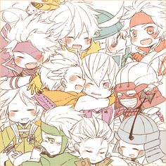 No larger size available Anime Chibi, Manga Anime, Anime Art, Samurai, Date Masamune, Sengoku Basara, Pandora Hearts, Cute Anime Character, Illustrations And Posters