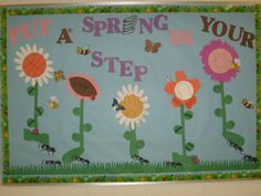spring bulletin board ideas for physical education - Google Search