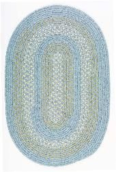 Colonial Mills Atrium-Georgetown GT50 Federal Blue Braided Area Rugs, Discount Rugs, Rug Sale, Atrium, Colonial, Braids, Blue, Home Decor, Style
