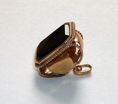 Jewelry & Watches Antique 1916 Masonic Pocket Watch Fob 10k Gold Idaho Springs Colorado Lodge #26 Masonic, Freemasonry