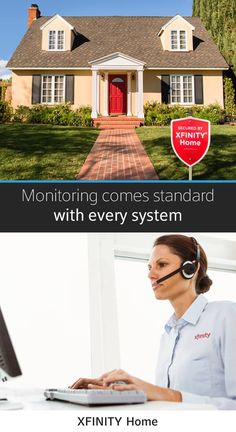 Every XFINITY home system includes 24/7 professional monitoring with fast response time and remote access. You can also personalize your home by setting rules to get real-time alerts when activity is detected.