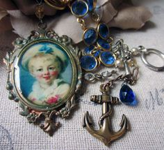 'little sailor' necklace