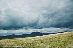 The Three Peaks of Yorkshire - Ingleborough, Whernside and Pen-y-Ghent
