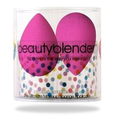 #6: Beautyblender, The Ultimate MakeUp Sponge Applicator, 2 sponges..