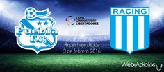 Puebla vs Racing, Copa Libertadores 2016 ¡En vivo por internet! | Repechaje de ida - https://webadictos.com/2016/02/03/puebla-vs-racing-libertadores-2016/?utm_source=PN&utm_medium=Pinterest&utm_campaign=PN%2Bposts
