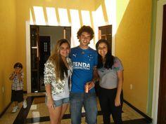 Carol Colares, Thiago Fernando, Carol Vieira