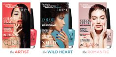 OPI Color choices Opi Colors, Ace Hardware, Wild Hearts, Choices, Romantic, Artist, Romantic Things, Amen, Artists