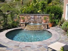 Pools...this would be a perfect size for me ♥