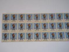Father Flanagan's Boys Home. Boys Town, Nebraska  1949 Annual Seal Stamp