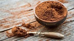 Cacao Powder Benefits, Raw Cacao Powder, Cacao Nibs, Beneficios Do Chocolate, Muffins Sans Gluten, Hot Cocoa Recipe, Food Waste, Unsweetened Cocoa, Nutritious Meals