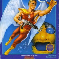 NES game. Originally a coin-op.