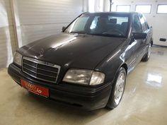 eladó Mercedes-C180-Esprit használtautó