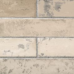 Wallpaper Inn Store - Beige Grey Bricks, R539,95 (http://shop.wallpaperinn.co.za/beige-grey-bricks/)