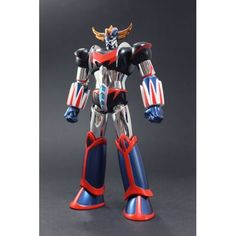 UFO Robot Grendizer figurine Dynamite Action GK! No. 3 Grendizer Giga Limited Evolution Toy
