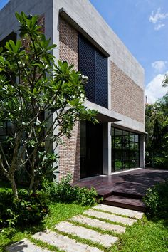 Shutters on windows - Private Villa Renovation by MM ++ Architects (4)