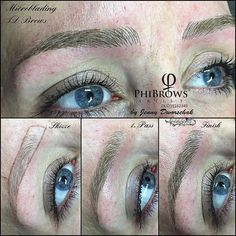 Microblading 3D Brows ❤️ Neuarbeit.... Vorher-Nachher. Optimierung der Form und somit werden diese schönen Augen ausdrucksstärker �� www.gracefulnails.de für mehr Infos. Beratung und Termine unter Termin.gracefulnails.de oder �� 015204503016  Microblading Saarbrücken Saarland  #nails #gracefulnails #naildesign #saarbrücken #nagelstudio #lovely #pmu #Korrektur #micropigmentierung #hairstroke #beautiful #augenbrauen #phiacademy #härchenzeichnung #3dbrows #Microblading #powderbrows…