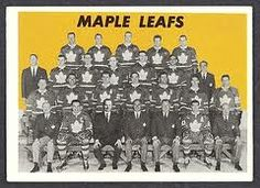 Here are the Toronto Maple Leafs in 1965 - the year the NHL doubled in size Toronto Maple Leafs, Hockey Players, Nhl, The Past, Leaves, Sports, Excercise, Sport