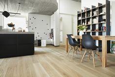 Villa Park, Office Desk, Shelving, Divider, Furniture, Home Decor, Wood Floor, Stair Treads, Modern Interiors