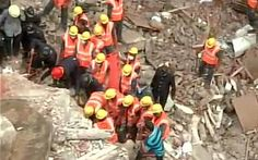 Thane building collapse: 11 dead, 7 injured