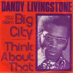 Images for Dandy Livingstone - Big City Cd Cover, Cover Art, Album Covers, Reggae Style, Reggae Music, Reggae Artists, Pochette Album, Sounds Good To Me, Vinyl Labels